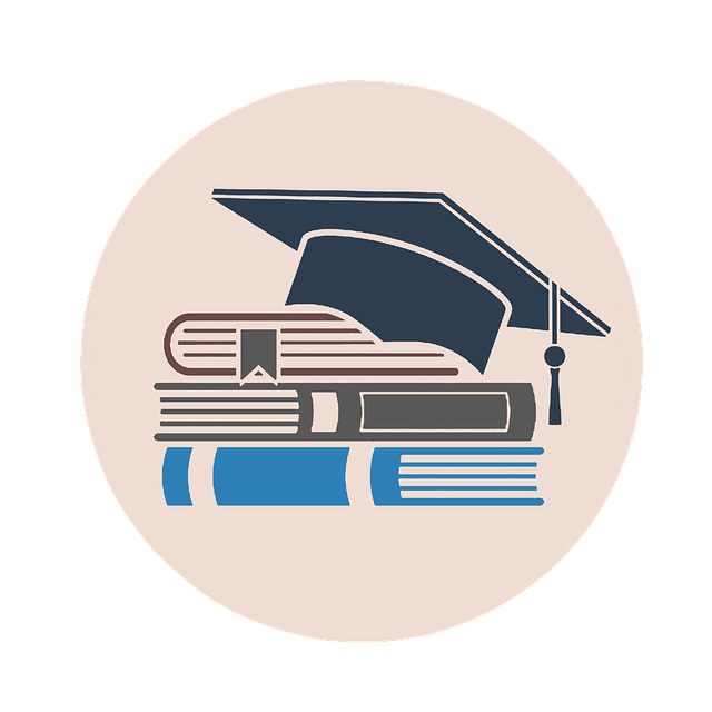 Books and mortarboard