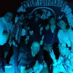 Group photo from Opium nightclub