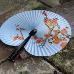 Picture of round fan by Marketa Machova