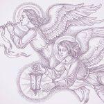 Guardian angel pair