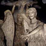 Dr Who Weeping Angels