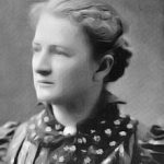 Inventor Ellene Bailey, who created several powder puffs