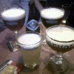 Orval beer made by Trappist monks