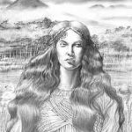 Boann, goddess of the River Boyne