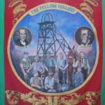 The Felling Colliery banner