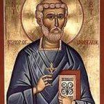 St Cuthbert of Lindisfarne