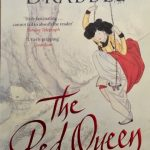 The cover of Margaret Drabble's book, The Red Queen
