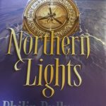 The front cover of the book Northern Lights by Philip Pullman