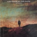 David Almond's Kit's Wilderness, showing a shadowy figure standing on a hill