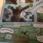 Illustrations from the book Fungus the Bogeyman